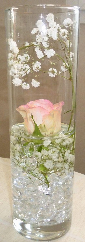 1000 ideas about anniversary centerpieces on pinterest - Petite composition florale pour table ...