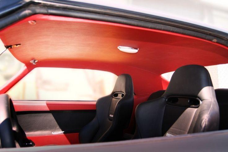 69 camaro red black billet grey custom dash door panels console silver marquez design auto. Black Bedroom Furniture Sets. Home Design Ideas