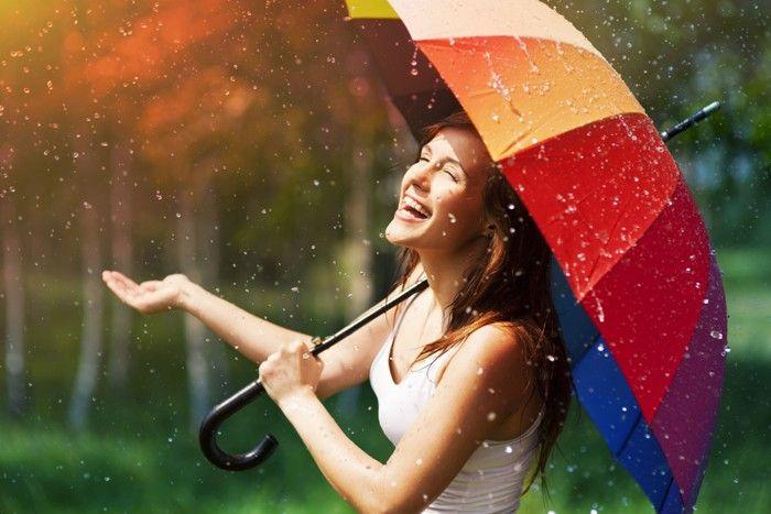 Holiday tips during the rainy season