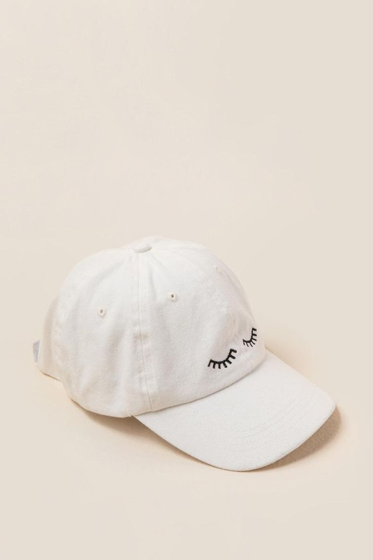 Whitley Shut Eye Baseball Cap