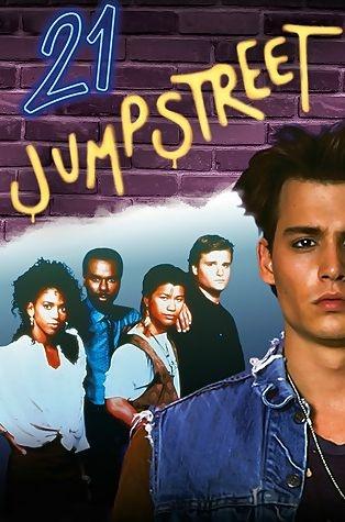 """""""21 Jump Street"""" - Anjos da Lei (TV Series 1987–1991) http://www.imdb.com/title/tt0092312/"""