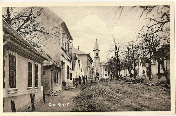 Rača - Alstrova ulica
