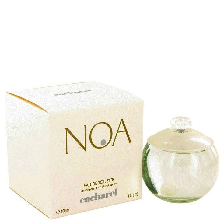 Noa Perfume EDT By CACHAREL 1 1.7 3.4 oz 100ml FOR WOMEN NEW #CACHAREL