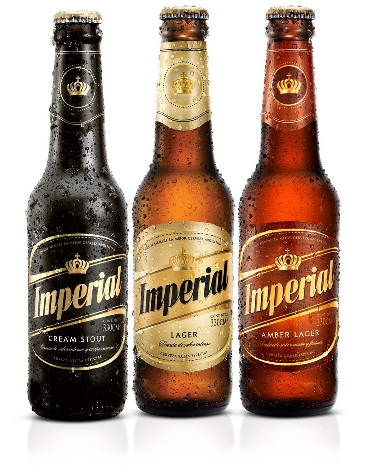 Cerveza Imperial - Calidad premium, precio standard.