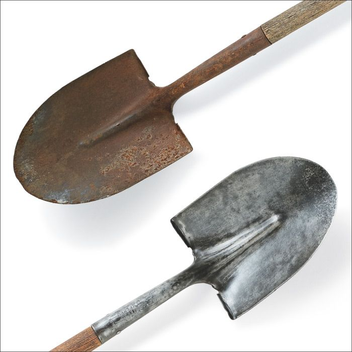 Make an old shovel work like new (and look better, too) by following our simple tool care tips.