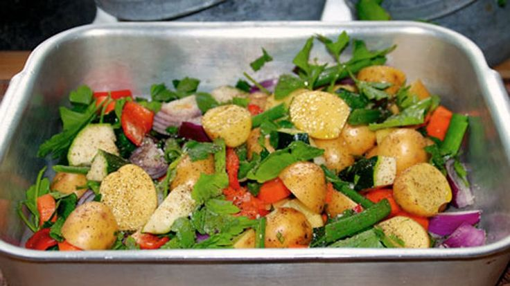 Sunde måltider kan sagtens tilberedes på din grill