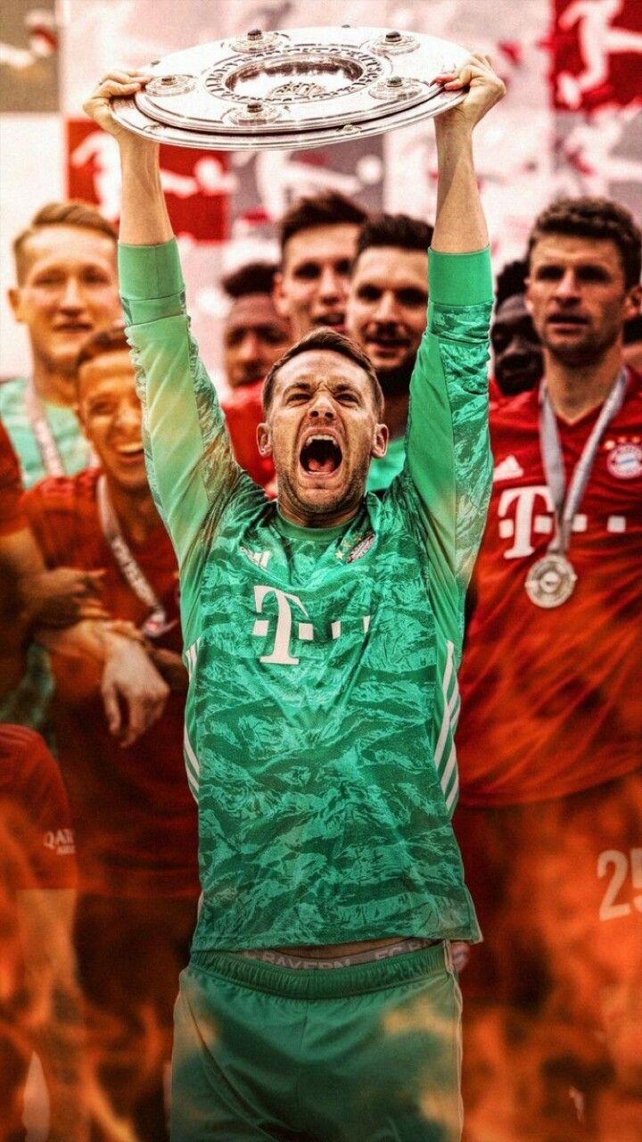 Manuel Neuer Bayern Munchen Bayern Munchen