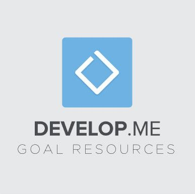 Develop.Me Goal Resources
