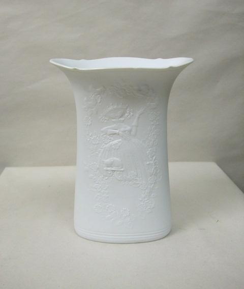 Vintage Kaiser West Germany White Bisque Porcelain ...
