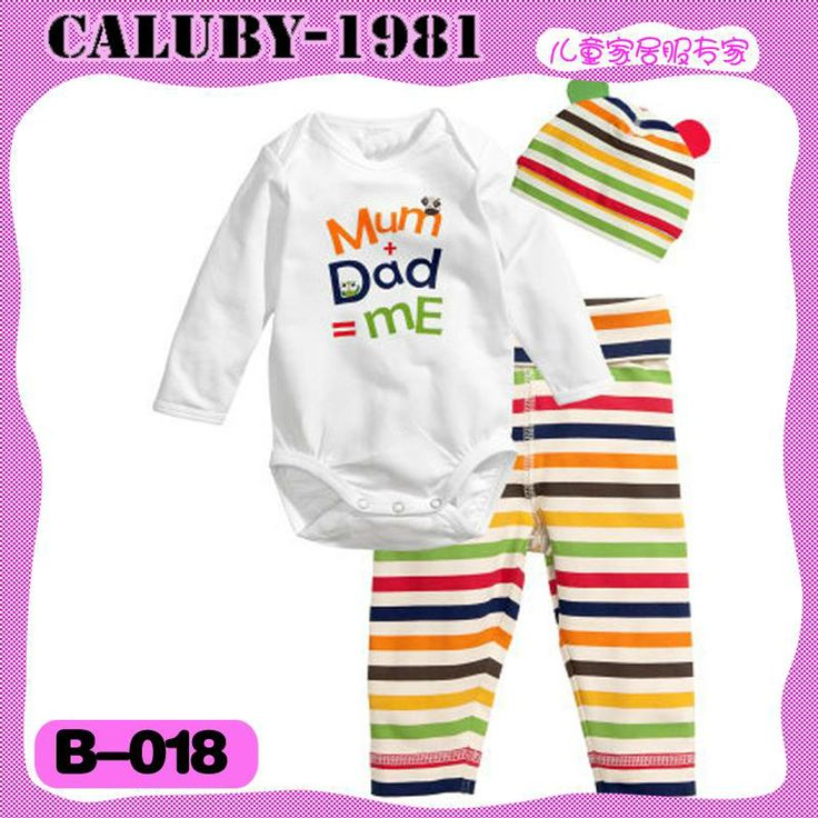 PRODUCT NAME : Caluby Baby 3-in-1 jumper Mom+Dad=Me Brand : Caluby