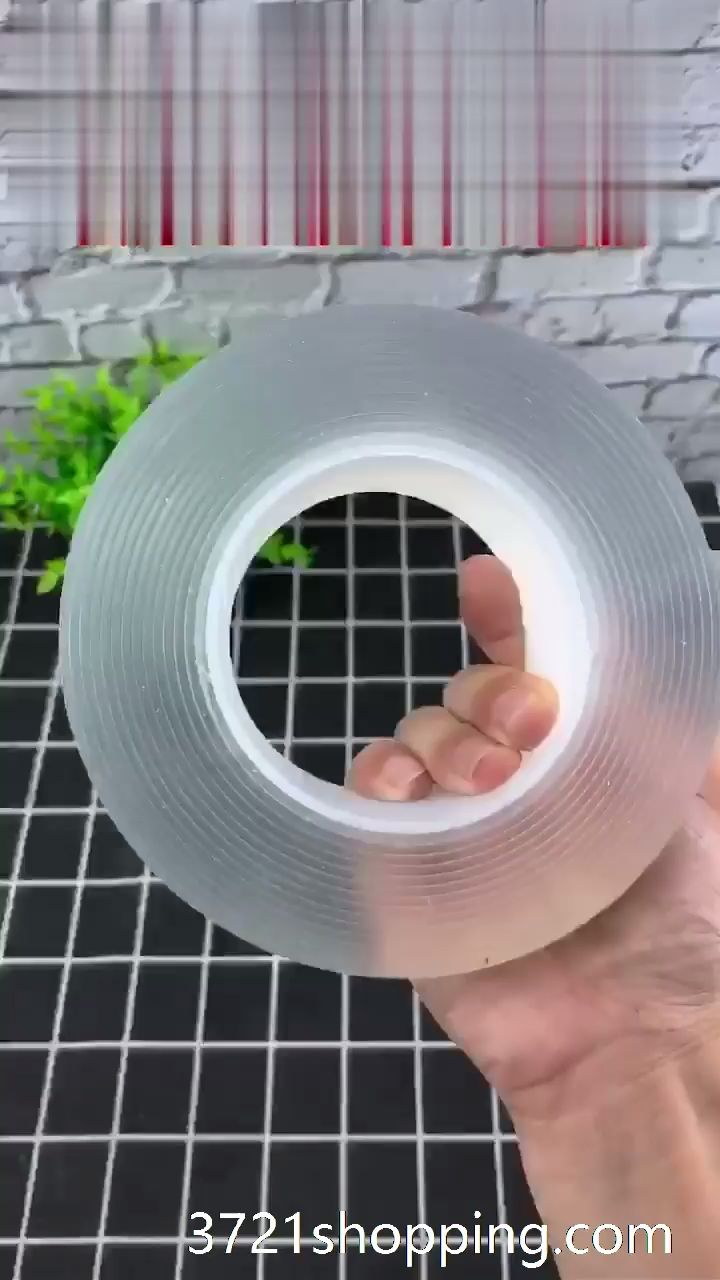 Double sided mounting carpet tape heavy duty traceless