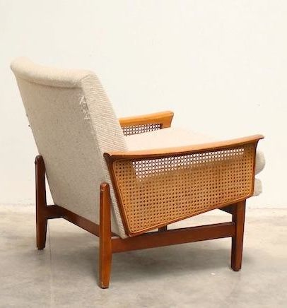 Fred Lowen; Lounge Chair for Fler, 1950s.