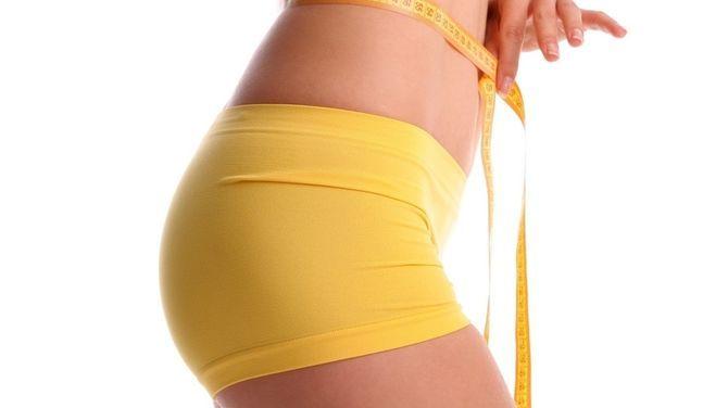 Ploché brucho a pevný zadok dosiahnete iba cvičením.