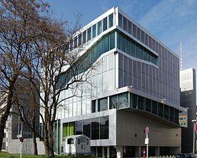 Ambassade des Pays-Bas en Allemagne .  #architecture #Koolhaas #OMA #Rem Pinned by www.modlar.com