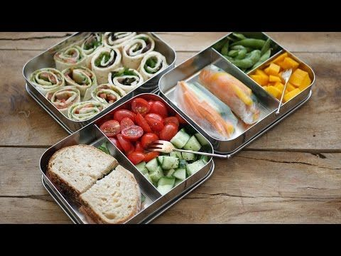 Back to school: 3 snelle lunchboxen - The answer is food