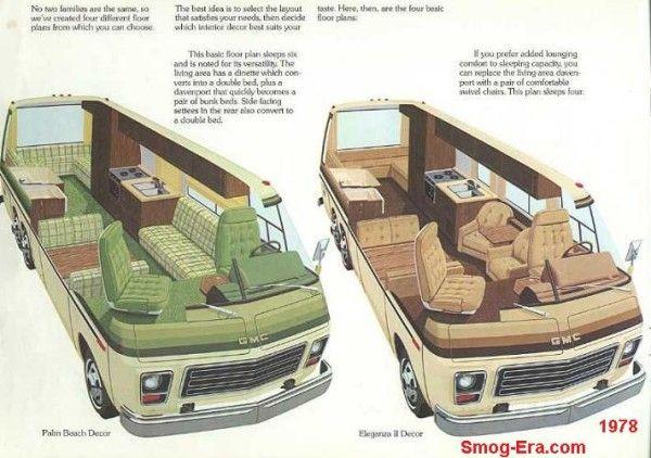 gmc motorhome 1978