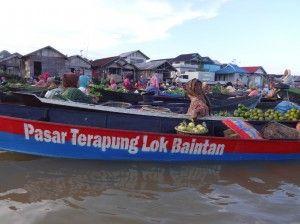 Pasar Apung Lok Baintan-Banjarbaru-Kalimantan Selatan-06