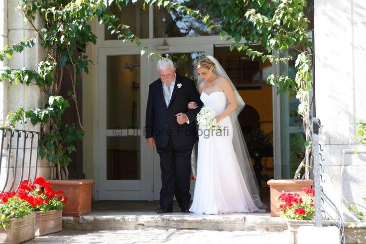 Fotografi matrimonio Napoli. Matrimonio in monastero d'epoca. Certosa di San Giacomo. Lauro. Avellino