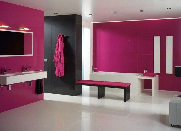 160 best bonitos consejos para la decoraci n de ba os - Como decorar un bano moderno ...