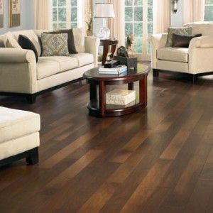 Walnut wood Flooring