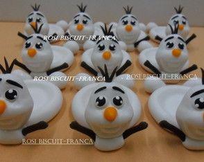 Olaf frozen porta docinhos(promoção)