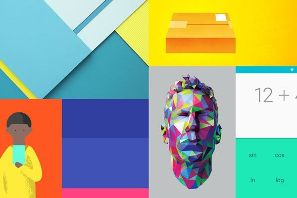 Material Design is the visual language Google created to synchronize web design efforts and make sites scalable across all major platforms and devices.