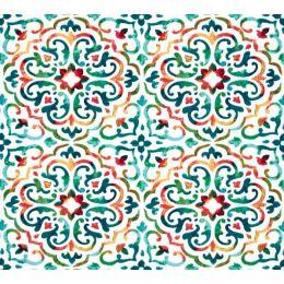 Reina Opal Indoor Outdoor Fabric PO7522