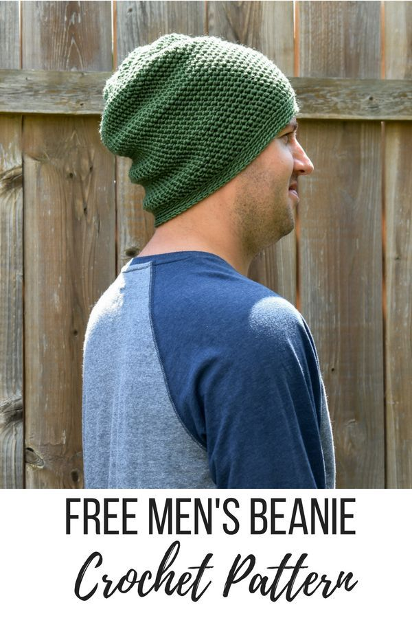 The Best Crochet Slouchy Beanie Pattern The Whole Family Will Love