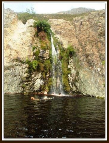 Oakes Falls McGregor-Greyton Hike Where I live