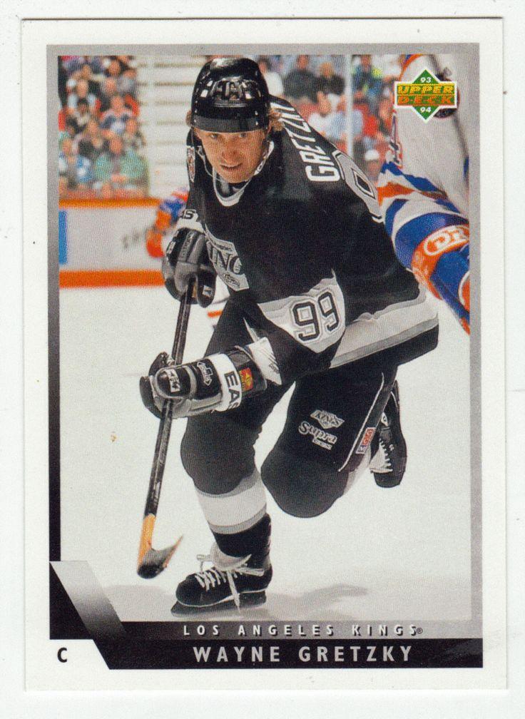 Wayne Gretzky # 99 - 1993-94 Upper Deck Hockey
