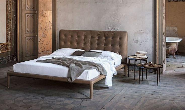#Bohème #bed by #Alivar: when design is twinned with breathtaking elegance