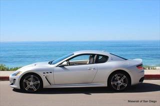 2015 Maserati GranTurismo MC - Maserati dealer in San Diego California – New and Used Maserati dealership Rancho Sante Fe Del Mar California