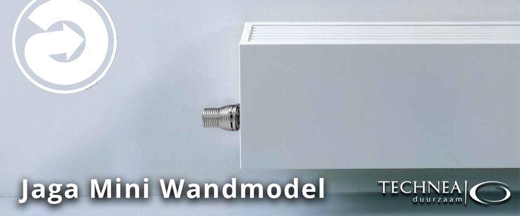 Jaga Low H20 Mini radiator voor aan de wand / muur