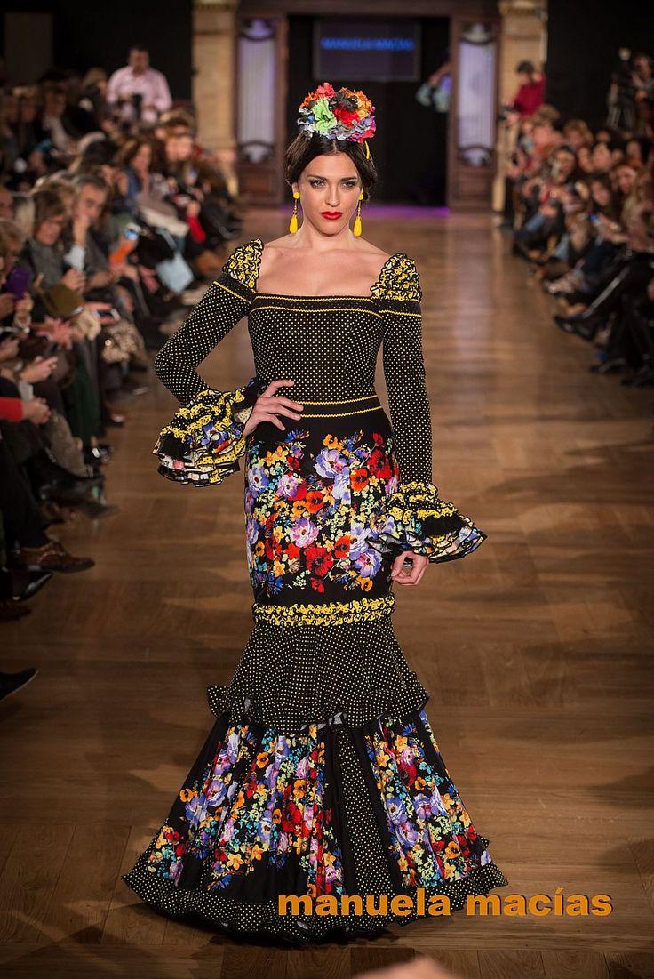 Manuela Macías Moda Flamenca