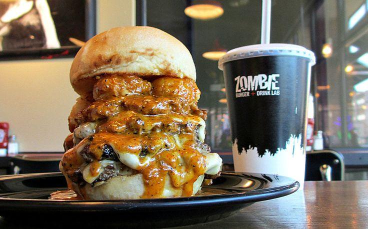 Guide to des moines iowa food eat burger menu