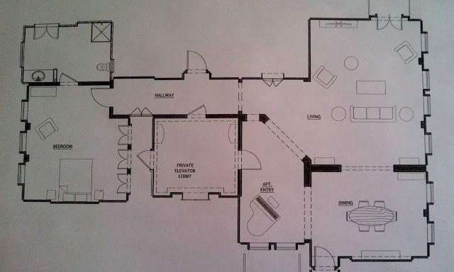 Floor Plan Scandal Olivia Pope Inspired Pinterest And D Abo