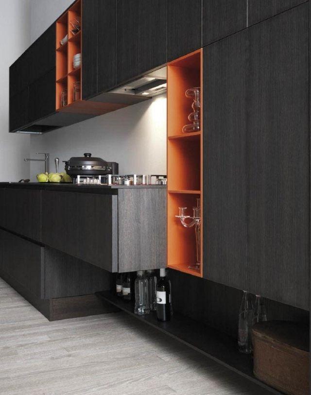 Italienische Design Kuche Kora Bietet Flexible Kuchenplanung