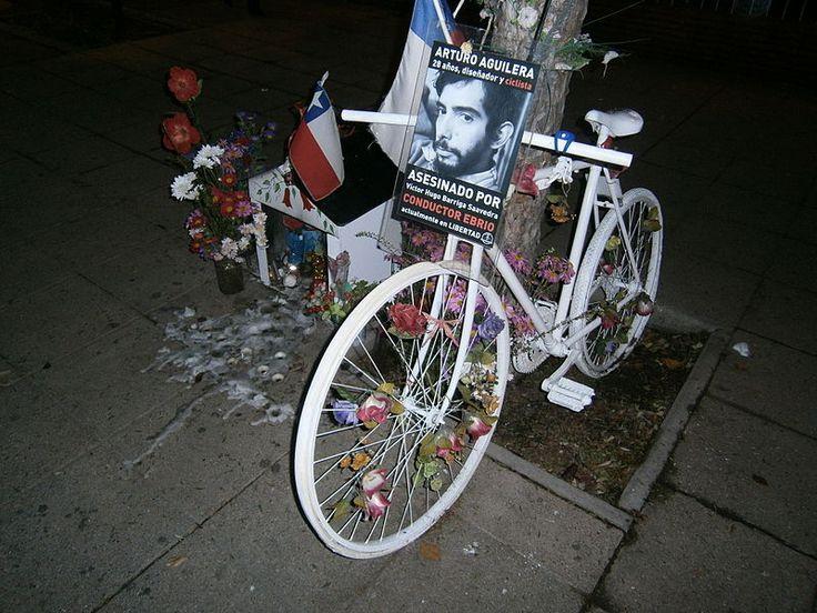 ¿Cómo nació la bicicleta blanca?