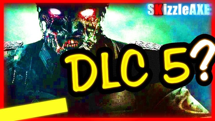 "is this DLC 5? Debunk & ""BO3 DLC 5 LEAK"" Talk (NEW Black Ops 3 Zombies D..."