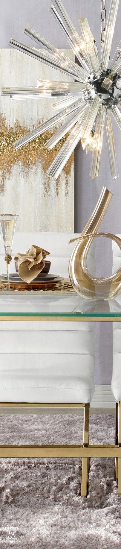 White Sugar Starburst Chandelier. DesignNashville.com luxury modern lighting
