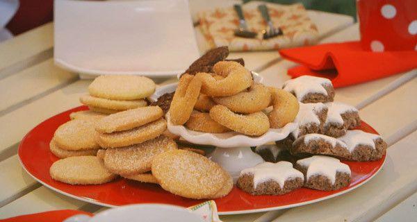 I biscotti di Natale di Ernst Knam   Ricetta   Real Time   Bake Off Italia