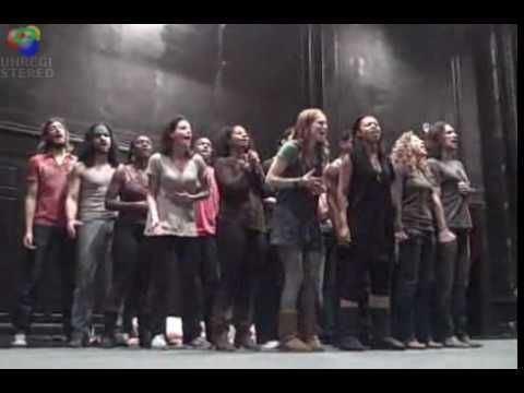 Hair Broadway cast - Let The Sun Shine In