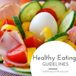 "What is Healthy Eating? If you questioned a hundred different individuals what ""healthy eating"" usually means, you would most likely receive a hundred distinct responses. http://fabfitnesswithval.com/healthy-eating"