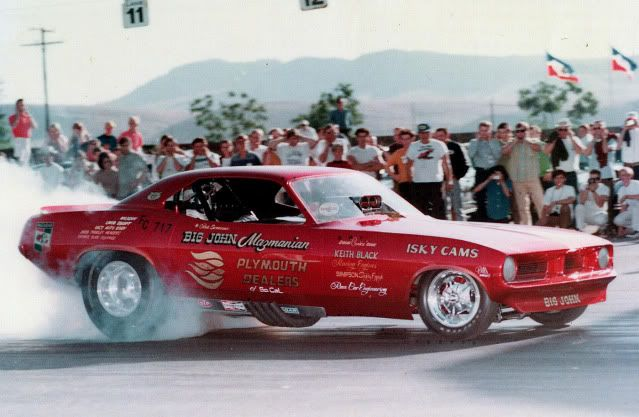Old Cars Photos >> BIG JOHN MAZMANIAN Funny Car at OCIR | old school race cars | Pinterest | Funny cars, Car photos ...