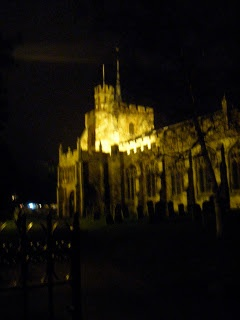 American to Britain: Hitchin (town)