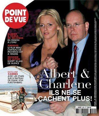Charlene de monaco (couvertures de magazine) - Photo 66 : Album photo - m.teemix.aufeminin.com : Album photo - m.teemix.aufeminin.com -