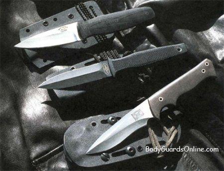 Скрытое ношение ножей