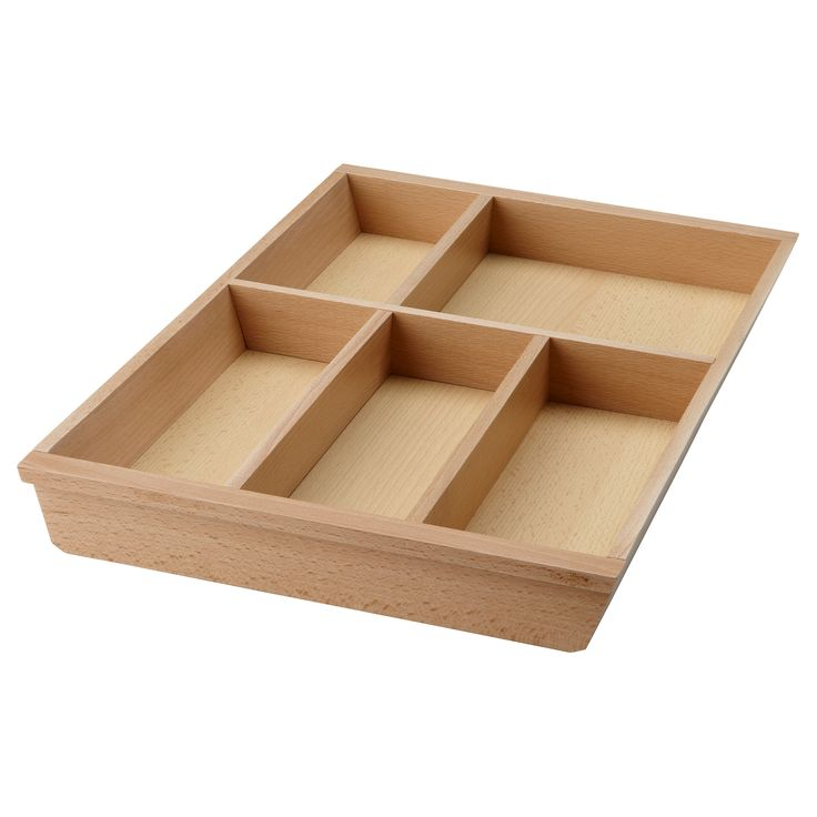 RATIONELL Cutlery tray basic unit - IKEA 31 x 50.1cm. Too big.