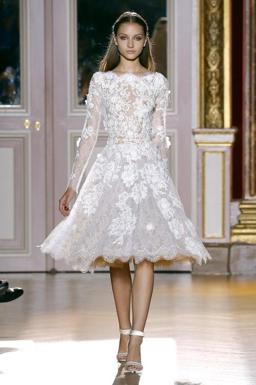 Formatura Fashion Pinterest Tea Length Wedding Dress Wedding