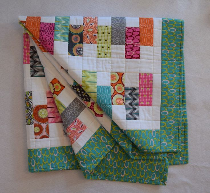 Modern Baby Quilt-Baby Quilt-Toddler Bedding-Homemade Baby Quilt-Baby Quilt Blanket-Baby Quilts for Sale-Baby Bedding-Modern Toddler Quilt by LilyanLee on Etsy https://www.etsy.com/listing/274132988/modern-baby-quilt-baby-quilt-toddler